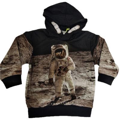Μπλουζάκι αστροναύτης New College