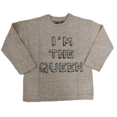 Μπλούζα i am the queen New College