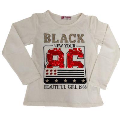 Μπλούζα black 86