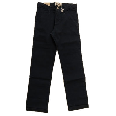 Παντελόνι μπλε σκούρο New College