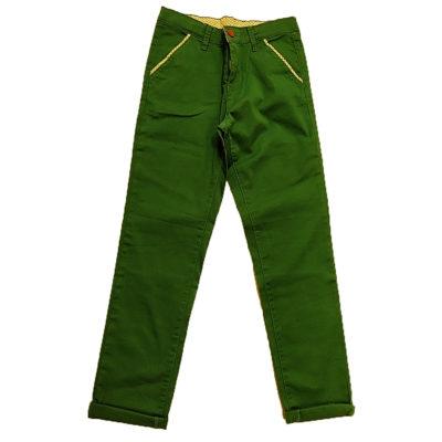 Παντελόνι πράσινο New College