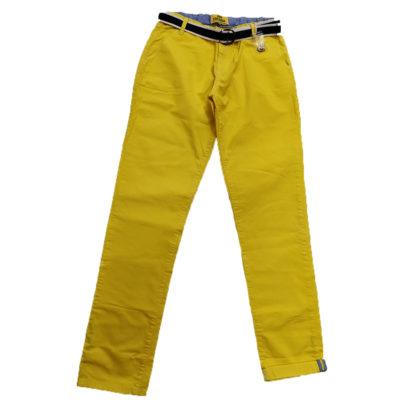 Παντελόνι κίτρινο New College