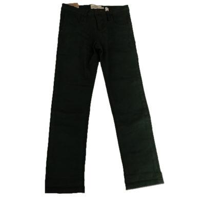 Παντελόνι πράσινο σκούρο New College