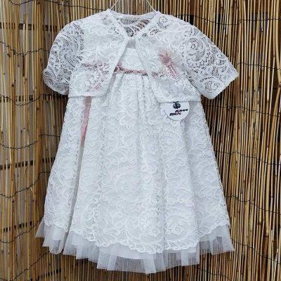 Βαπτιστικό φόρεμα Nikos Takis
