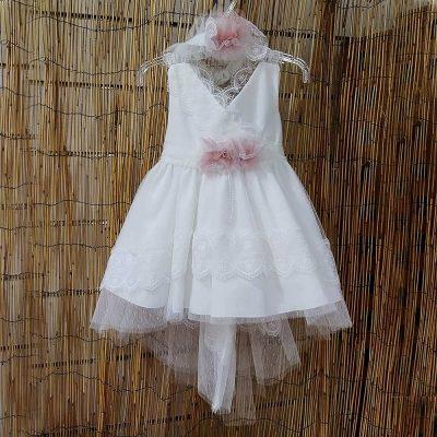 Βαπτιστικό φόρεμα Makis Tselios