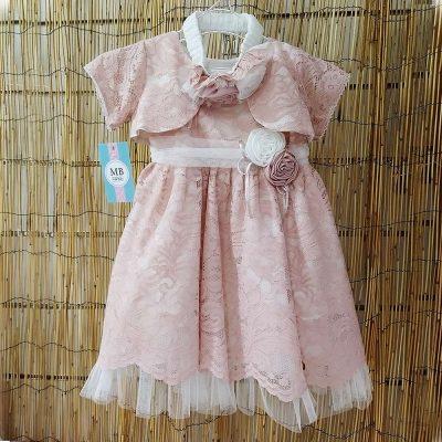 Βαπτιστικό φόρεμα Mak Baby 2
