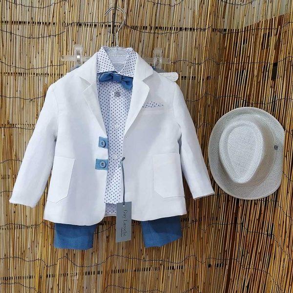 Βαπτιστικό κοστούμι Guy Laroche 2