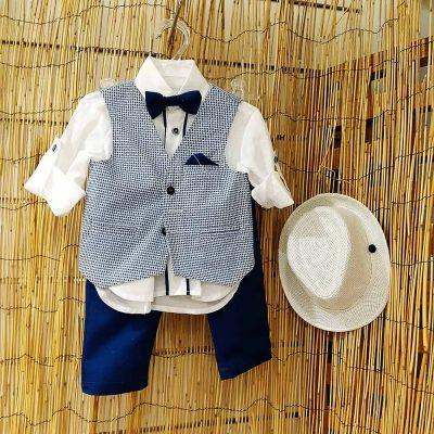 Βαπτιστικό κοστούμι Makis Tselios 19
