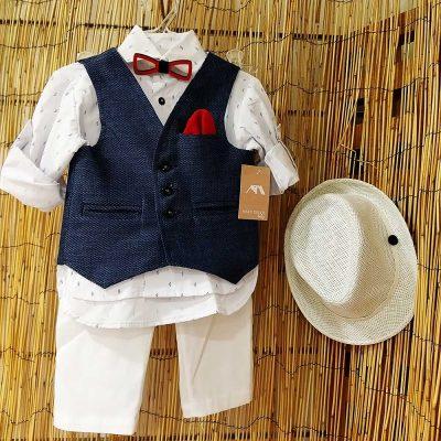 Βαπτιστικό κοστούμι Makis Tselios 18