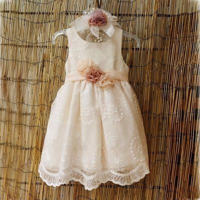 Βαπτιστικό φόρεμα Makis Tselios 20