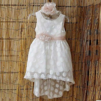 Βαπτιστικό φόρεμα Makis Tselios 16