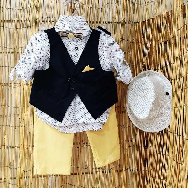 Βαπτιστικό κοστούμι Makis Tselios 23