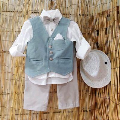 Βαπτιστικό κοστούμι Makis Tselios 22