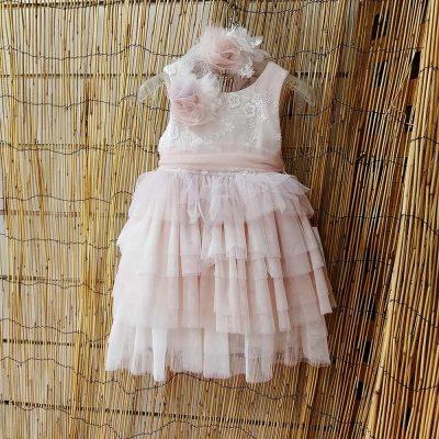Βαπτιστικό φόρεμα Guy Laroche 4