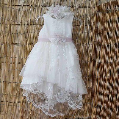 Βαπτιστικό φόρεμα Guy Laroche 5