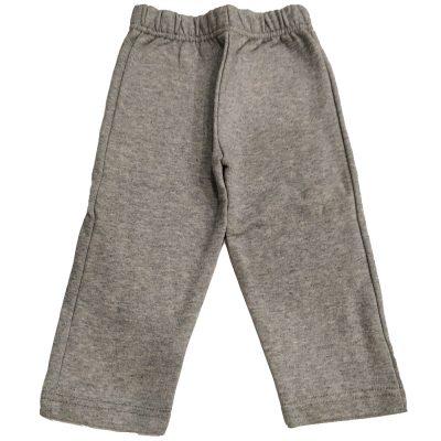 Παντελόνι φόρμας γκρι χωρίς λάστιχο