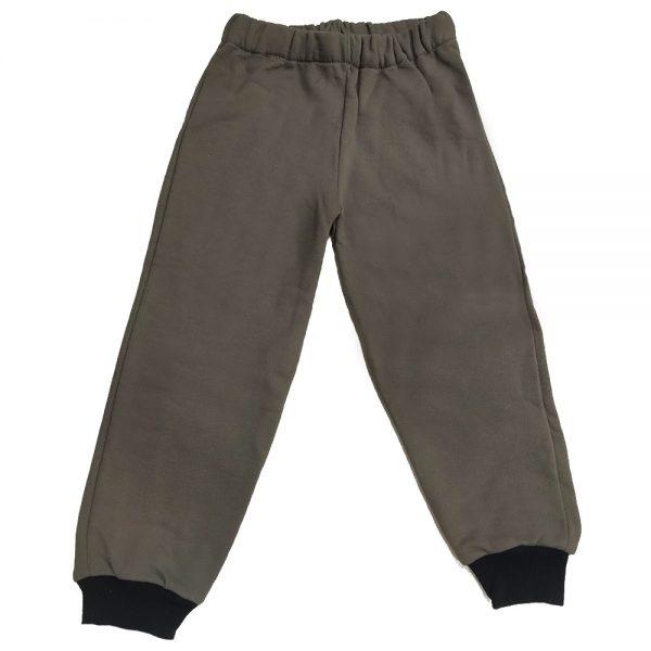 Παντελόνι φόρμας ανθρακί