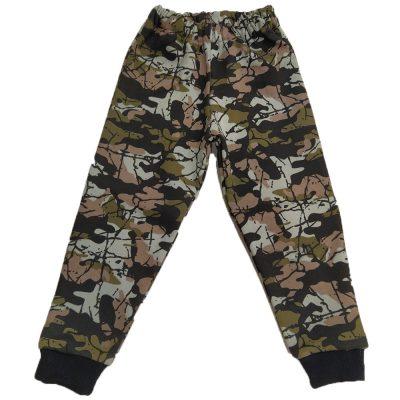 Παντελόνι φόρμας στρατιωτικό εμπριμέ