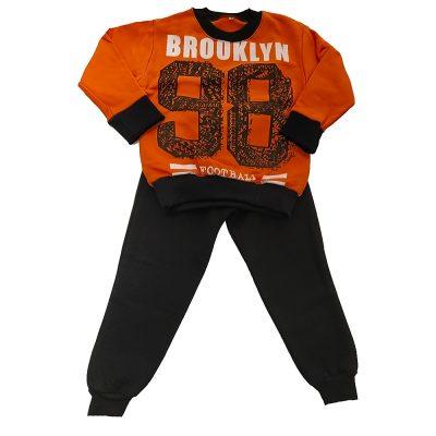 Φόρμα brooklyn πορτοκαλί