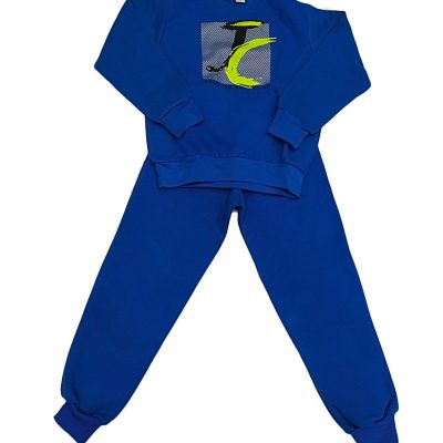Φόρμα jc μπλε ρουά