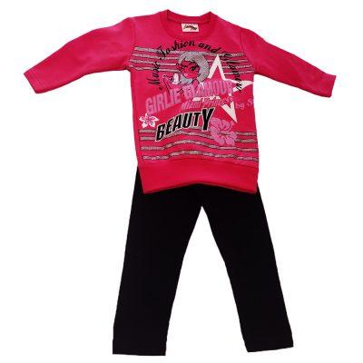 Μπλουζοφόρεμα glamour της εταιρίας spring
