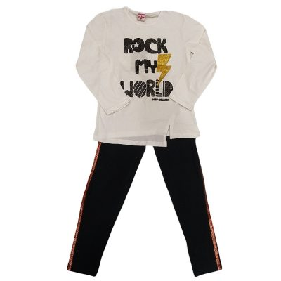 Μπλουζοφόρεμα rock my world