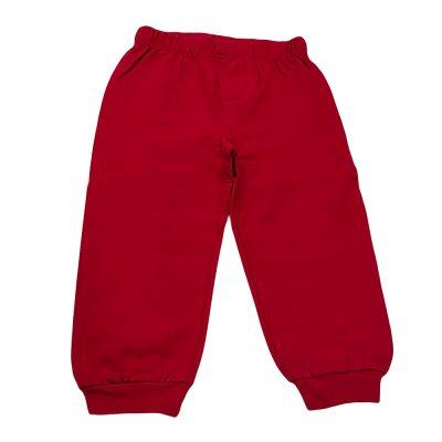 Παντελόνι φόρμας κόκκινοΠαντελόνι φόρμας κόκκινο