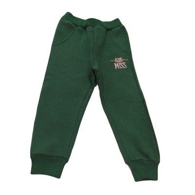 Παντελόνι φόρμας πράσινο