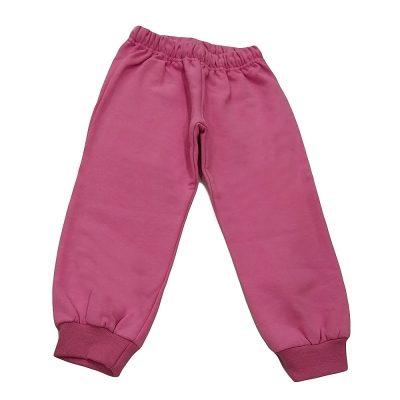 Παντελόνι φόρμας ροζ ανοιχτό