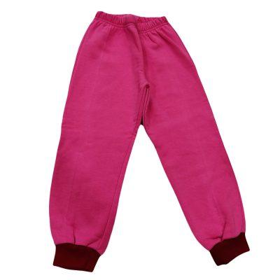 Παντελόνι φόρμας ροζ σκούρο