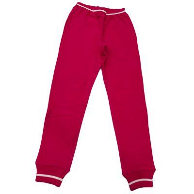 Παντελόνι φόρμας ροζ λεπτό φθινοπωρινό