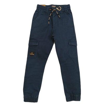 Παντελόνι μπλε με λάστιχο