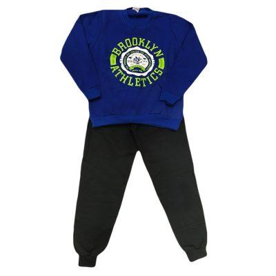 Φόρμα brooklyn athletics μπλε(πράσινη)