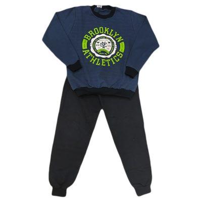 Φόρμα brooklyn athletics μπλε(πράσινο)
