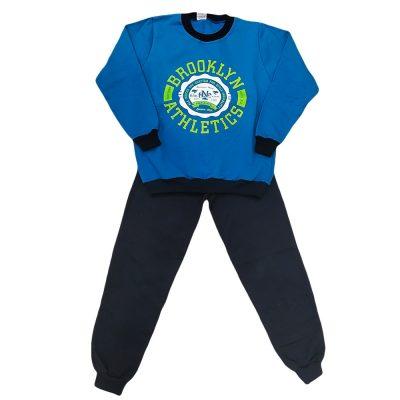 Φόρμα brooklyn athletics γαλάζια