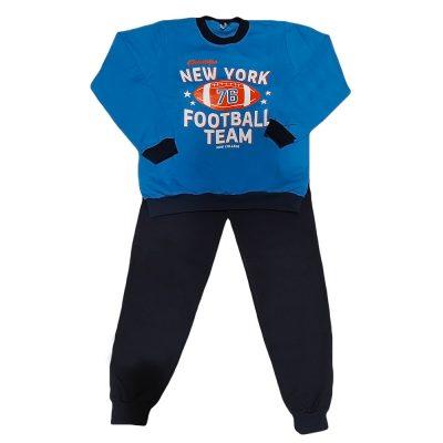 Φόρμα football team γαλάζια
