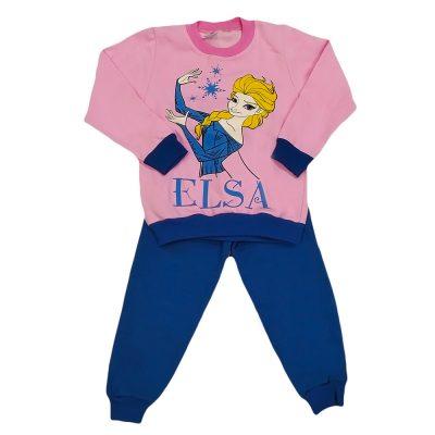 Φόρμα Φόρμα frozen ροζ/μπλε και μπλε παντελόνι ροζ σκούρο-γκρι παντελόνι Ελληνικής κατασκευής με επένδυση φούτερ Νο1 Περιφέρεια 56cm, Μήκος μπλούζας 39cm, Μήκος παντελονιού 49cm Νο2 Περιφέρεια 60cm, Μήκος μπλούζας 41cm, Μήκος παντελονιού 56cm Νο3 Περιφέρεια 64cm, Μήκος μπλούζας 44cm, Μήκος παντελονιού 60cm Νο4 Περιφέρεια 67cm, Μήκος μπλούζας 47cm, Μήκος παντελονιού 64cm Νο5 Περιφέρεια 70cm, Μήκος μπλούζας 50cm, Μήκος παντελονιού 68cm Νο6 Περιφέρεια 76cm, Μήκος μπλούζας 53cm, Μήκος παντελονιού 73cm Νο8 Περιφέρεια 84cm, Μήκος μπλούζας 55cm, Μήκος παντελονιού 76cm