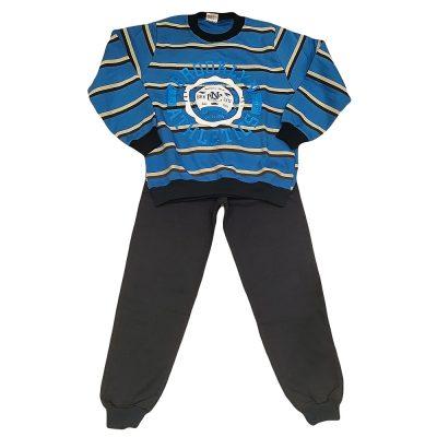 Φόρμα brooklyn athletics ριγέ μπλε