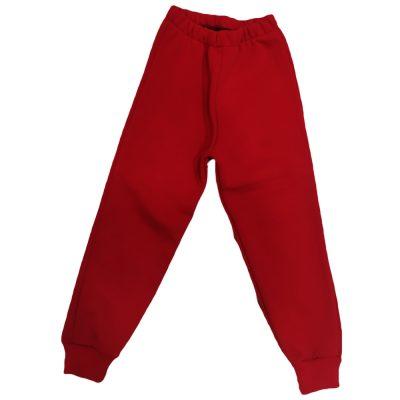 Παντελόνι φόρμας κόκκινο