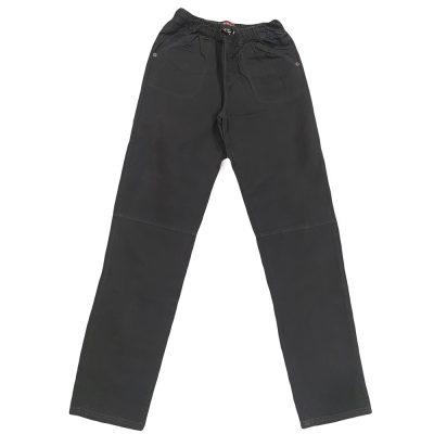 Παντελόνι γκρι με λάστιχο