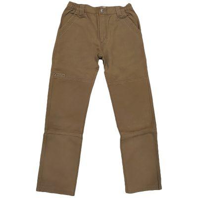 Παντελόνι μπεζ σκούρο silvio