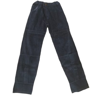 Παντελόνι μπλε κοτλέ