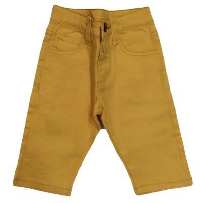 Παντελόνι κίτρινο