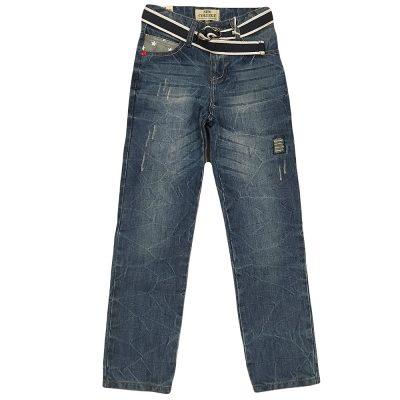 Παντελόνι τζιν με ζώνη