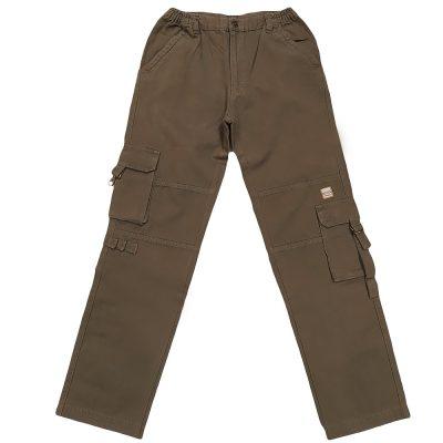 Παντελόνι με πλαινή τσέπη