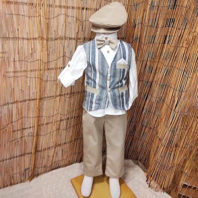 Βαπτιστικό κοστούμι Makis Tselios 41