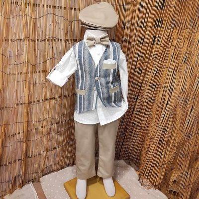 Βαπτιστικό κοστούμι Makis Tselios 42