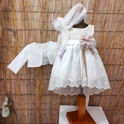 Βαπτιστικό φόρεμα Marilli's House 13