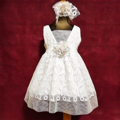 Βαπτιστικό φόρεμα Makis Tselios 27
