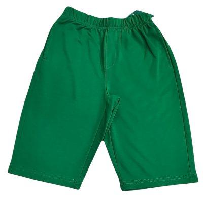Βερμούδα μακό πράσινη